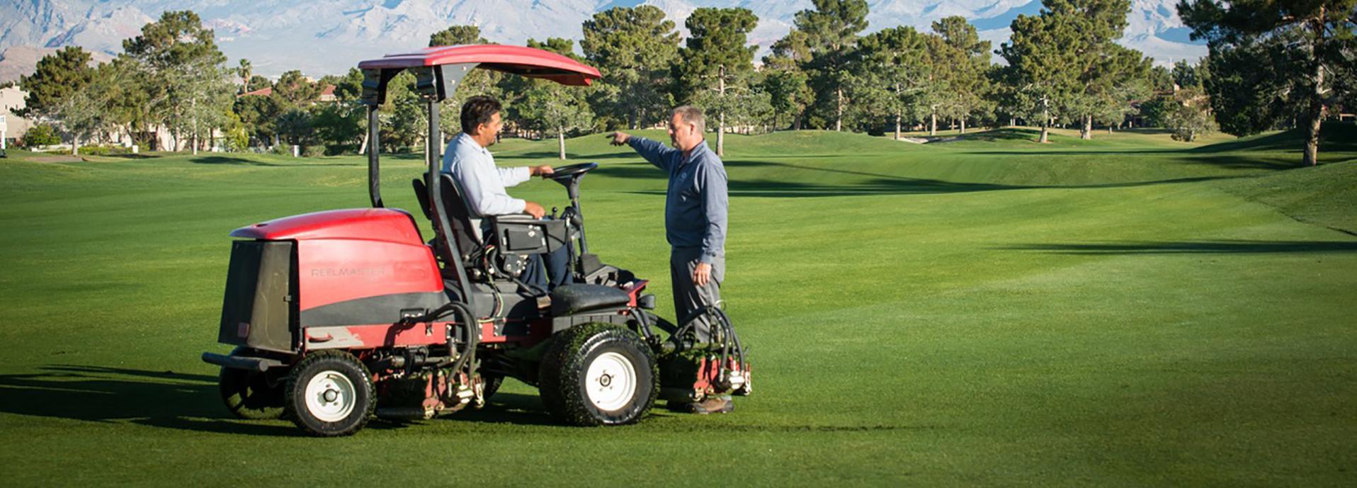Golf Course Management Las Vegas | Golf Facility Management